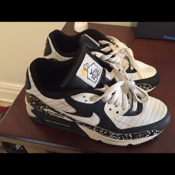 timeless design aba63 46aaa Nike Air Max 90 back to school edition. M 5a51a43345b30c9e23040b67